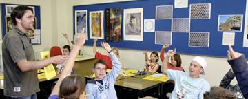 Sprachferien England Unterricht