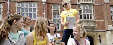 Sprachreisen Schüler Betreuer