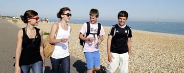 Sprachreisen Schüler Kursort