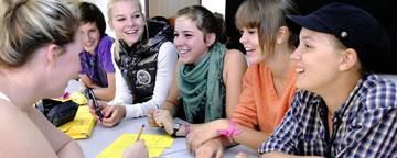 Sprachreisen Schüler Unterricht