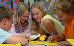 Sprachurlaub England Unterricht