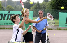 Sprachreisen - Tennis-Camp