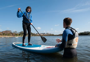 Workshop: Stand Up Paddling